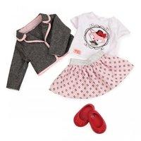 Набор одежды для кукол Our Generation Куртка с юбкой (BD30117Z)