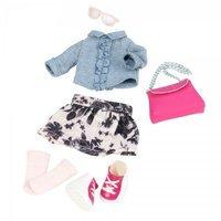 Набор одежды для кукол LORI джинсовая куртка (LO30000Z)