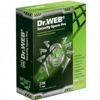 Антивирус Dr.Web Security Space Pro 2 ПК, 12 мес (BHW-B-12M-2A3)