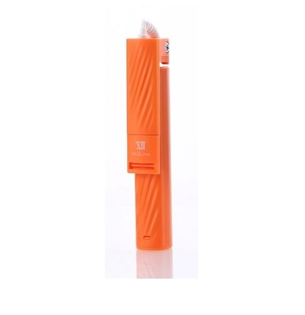 Монопод для смартфона Remax Mini Selfie Stick XT Orange фото1