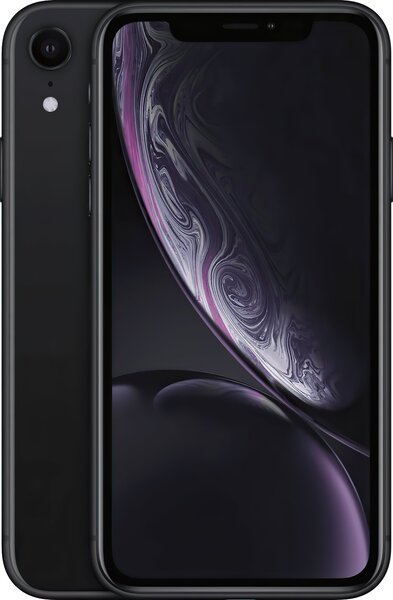 Смартфон Apple iPhone XR 64GB Black (MRY42FS/A)