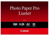 Фотобумага CANON A2 Luster Paper LU-10, 25л. (6211B026)