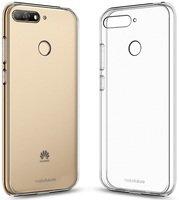 Чехол MakeFuture для Huawei Y6 2018 Air Case (Clear TPU)