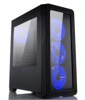 Cистемный блок Vinga CS209B Blue 0000 (A36E5V51U0VN)
