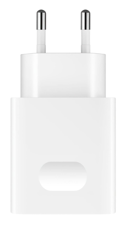 Мережевий зарядний пристрій Huawei AP81 SuperCharger+Type-C Cable White фото