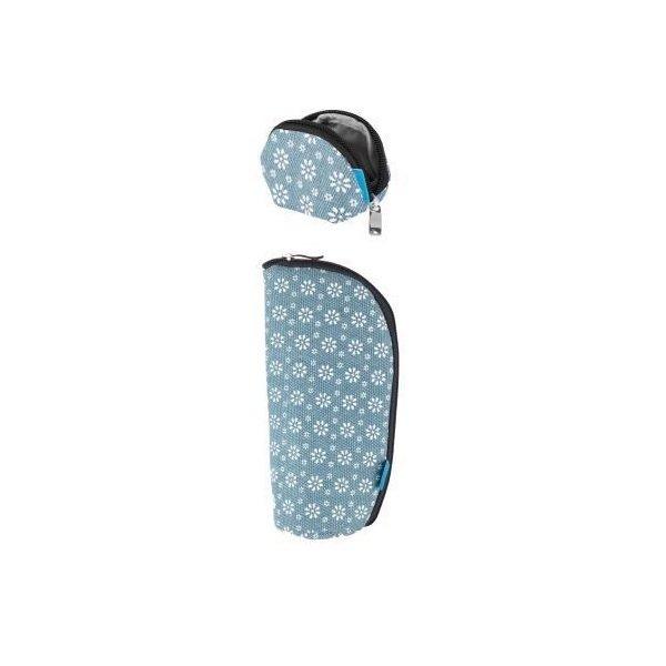 Купить Набор кошелек, чехол для пустышки MyMia цветочный орнамент (NV8806FLOWER)