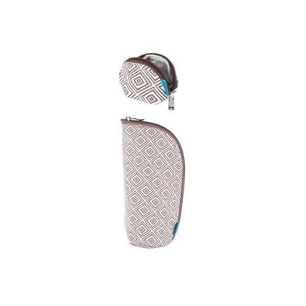 Купить Набор кошелек, чехол для пустышки MyMia геометрический орнамент (NV8806ROMBO)