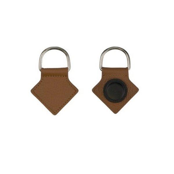 Купить Набор боковых фиксаторов натуральная кожа MyMia коричневый (NV8813TAUPE)