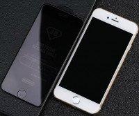 Стекло Remax для iPhone 8/7 Perfect Tempered Glass black