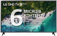 Телевізор LG 49UK6200PLA
