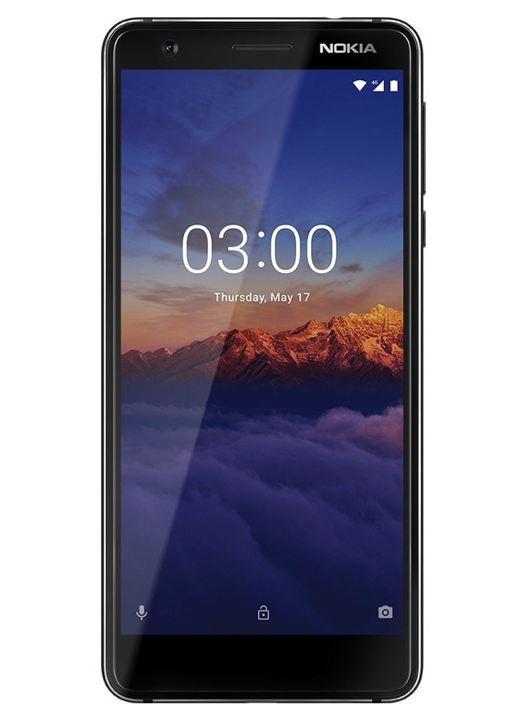 85bd9f82a54ca ≡ Смартфон Nokia 3.1 DS TA-1063 Black – купить в Киеве | цены и отзывы