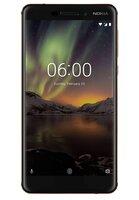 Смартфон Nokia 6.1 DS TA-1043 Black