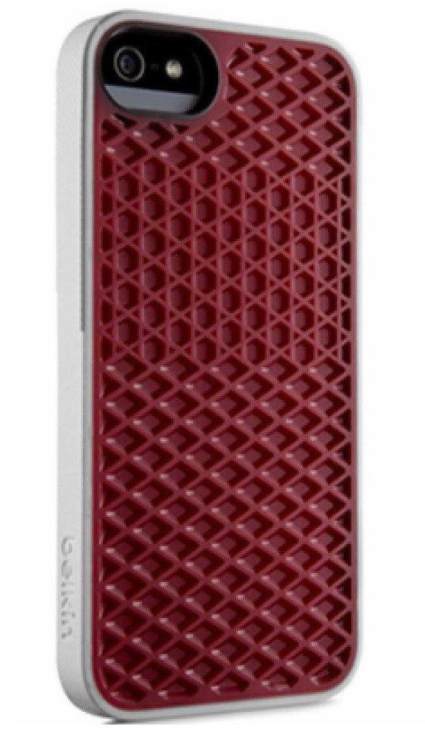 reputable site 8448c 820ed Чехол Belkin для iPhone 5/5S/SE VANS VANS Waffle Sole Red