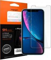"Стекло Spigen для iPhone XR Glass ""Glas.tR SLIM HD"""