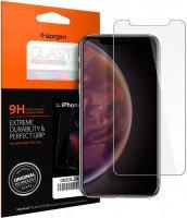 "Стекло Spigen для iPhone XS Max Glass ""Glas.tR SLIM HD"""