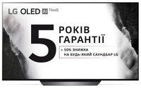 Телевизор LG OLED 65B8PLA