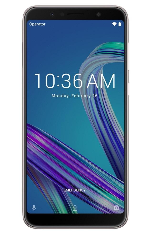 Смартфон Asus ZenFone Max Pro (M1) 4/64G (ZB602KL-4H150WW) DS Silver фото 1