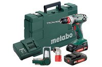 Аккумуляторный шуруповерт Metabo BS18 Quick