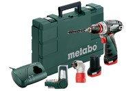 Аккумуляторный шуруповерт Metabo PowerMaxx BS Quick Basic