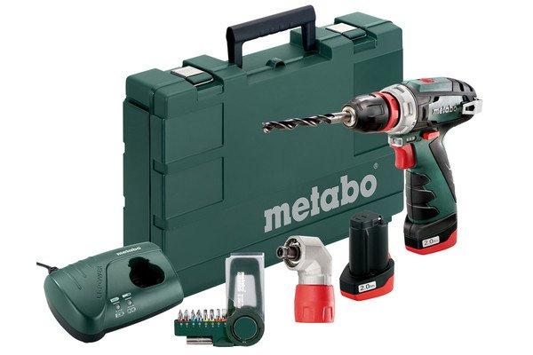 Купить Аккумуляторный шуруповерт Metabo PowerMaxx BS Quick Basic