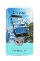 Стекло MakeFuture для Apple iPhone XR 3D Black