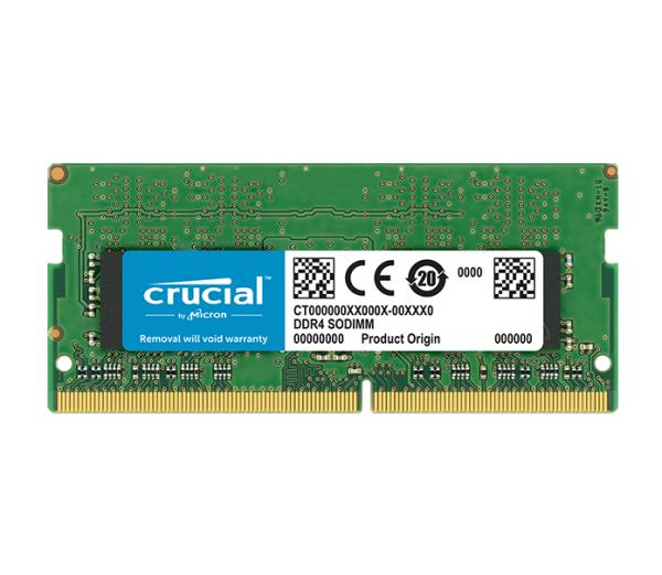 Купить Память для ноутбука Micron Crucial DDR4 2666 8GB, SO-DIMM (CT8G4SFS8266)