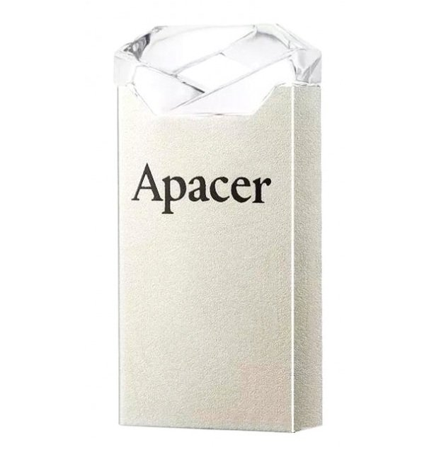 Накопичувач USB 2.0 APACER AH111 16GB Crystal (AP16GAH111CR-1) фото1
