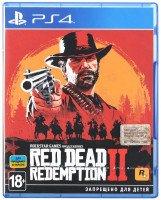 Игра Red Dead Redemption 2 (PS4, Русские субтитры)