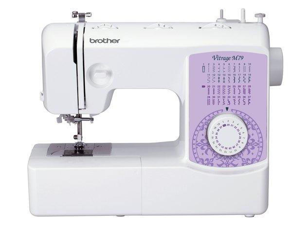 Купить Швейные машинки, Швейная машина Brother Vitrage M79