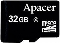 Карта памяти Apacer microSDHC 32GB Class 4 R5MB/s