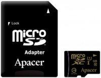 Карта памяти Apacer microSDXC 128GB UHS-I U1 + SD-адаптер