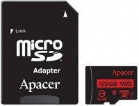Карта памяти Apacer microSDXC 128GB UHS-I U1 R85MB/s + SD-адаптер