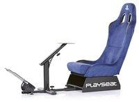 Кокпит Playseat Evolution Playstation с креплением для руля и педалей Blue RPS.00156