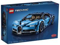 Конструктор LEGO Technic Bugatti Chiron (42083)