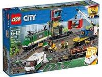 Конструктор LEGO City Грузовой поезд (60198 L)
