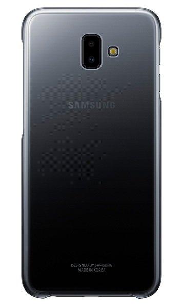 Акция на Чехол Samsung для Galaxy J6+ (J610) Gradation Cover Black от MOYO