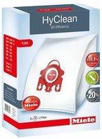 Набор мешков для пылесосов Miele HyClean 3D FJM