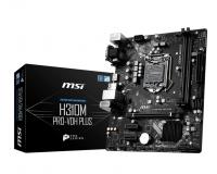 Материнcька плата MSI H310M PRO-VDH PLUS