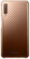 Чехол Samsung для Galaxy A7 2018 (A750) Gradation Cover Gold