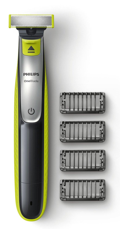 Бритва-Триммер-Стайлер Philips OneBlade QP2530/20 фото 1