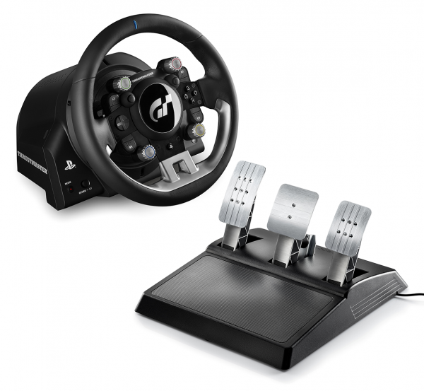 Купить Руль и педали Thrustmaster для PC/PS4 Thrustmaster T-GT (4160674)