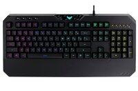 Игровая клавиатура ASUS TUF Gaming K5 USB Black Ukr (90MP0130-B0MA00)