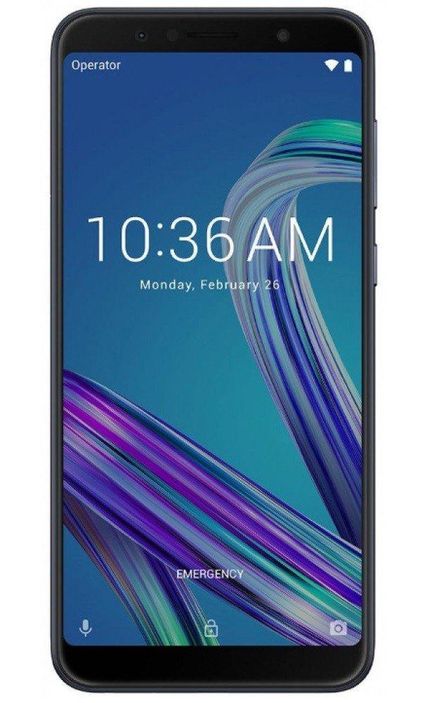 Смартфон Asus ZenFone Max Pro (M1) (ZB602KL-4A151WW) DS Black фото 1