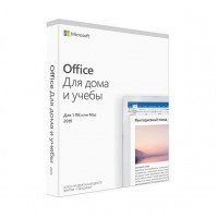 ПО Microsoft Office Home and Student 2019 Russian Medialess (79G-05089)