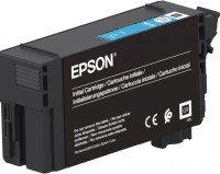 Картридж струйный EPSON SC-T3100/T5100 Cyan, 50мл (C13T40D240)