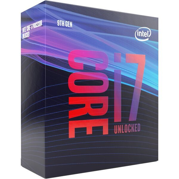 Купить Процессоры, Процессор Intel Core i7-9700K 8/8 3.6GHz Box (BX80684I79700K)