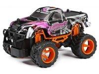 Машинка на р/у New Bright 1:24 GRAFFITI TRUCK Violet (2408F)