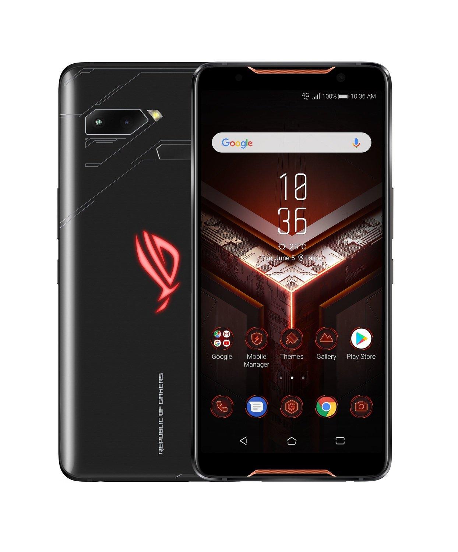 Смартфон Asus ROG Phone (ZS600KL-1A032EU) DS Black фото 1