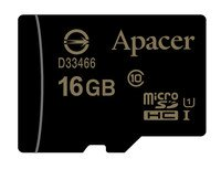 Карта памяти Apacer microSDHC 16GB Class 10 UHS-I