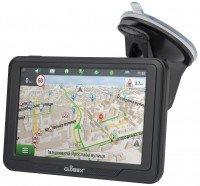 Магнитный GPS навигатор Globex GE516 с предустановленными картами